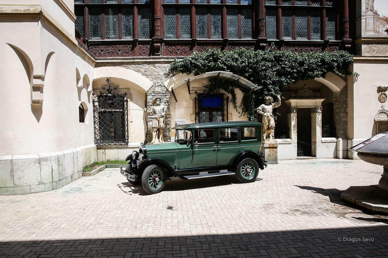 Masina de epoca Willys
