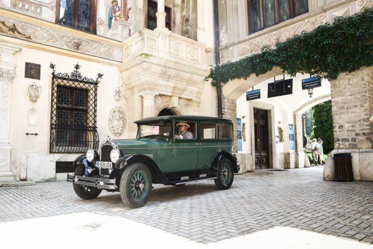 Masina de epoca Willys, 1928