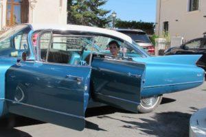 Mașină de epocă Cadillac DeVille, 1960
