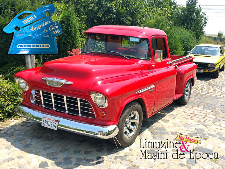 Chevrolet Apache 3100 Masina de epoca din 1955