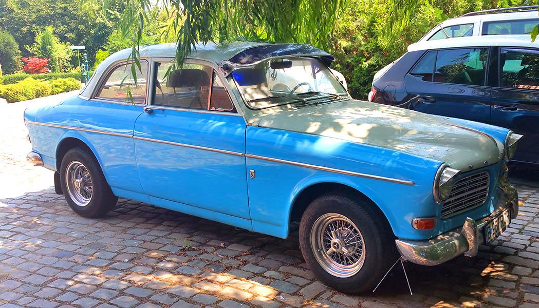 Volvo Amazon Masina de epoca din 1967