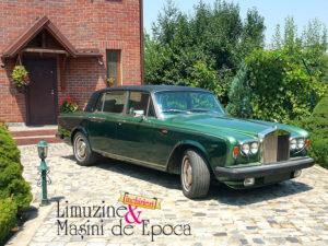 Rolls Royce Silver Wright II – masina de epoca din 1979